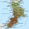 calabria mappa cartina