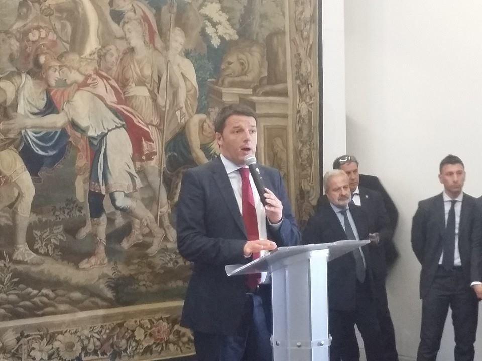 Matteo Renzi a Reggio 9