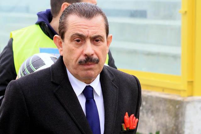 Sequestrati 2,5 milioni di euro ad ex presidente del Catanzaro Calcio Giuseppe Cosentino