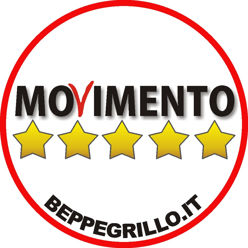 Movimento 5 Stelle Logo M5S