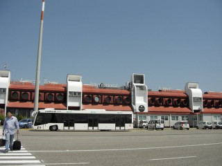 Aeroporto lamezia terme Sacal