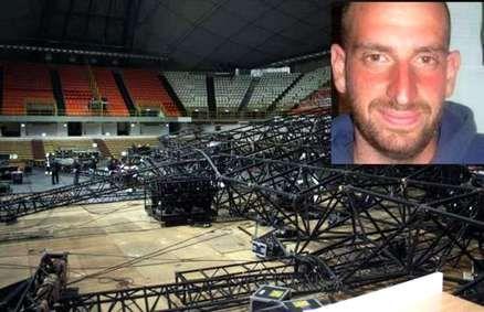 Crollo palco Pausini, chiesta condanna per sei imputati