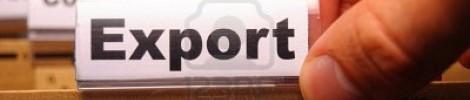 Esportazione Export