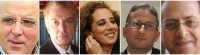 Candidati regionali Calabria collage