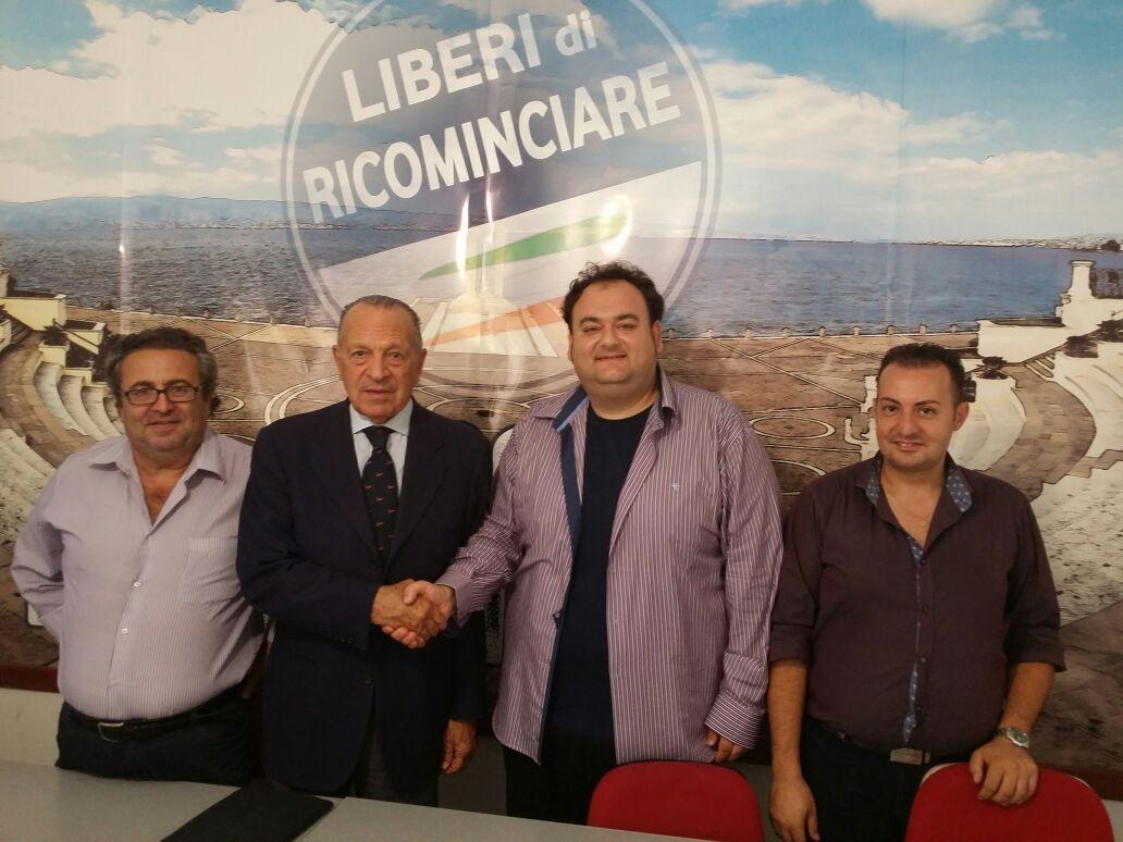 Reggio conferenza stampa Paolo Ferrara