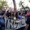 Manifestazione studentesca Catanzaro
