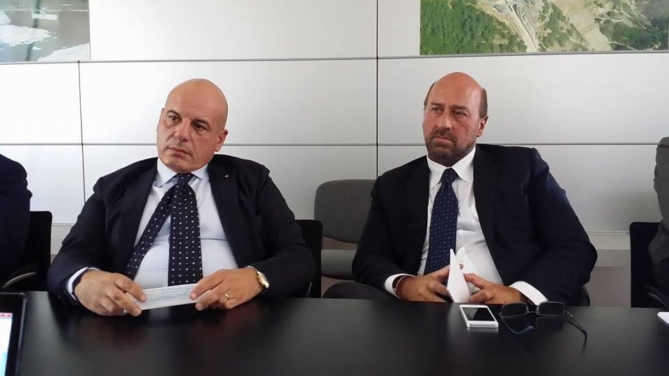 Sergio Giordano e Baldassare Quartararo Sorical