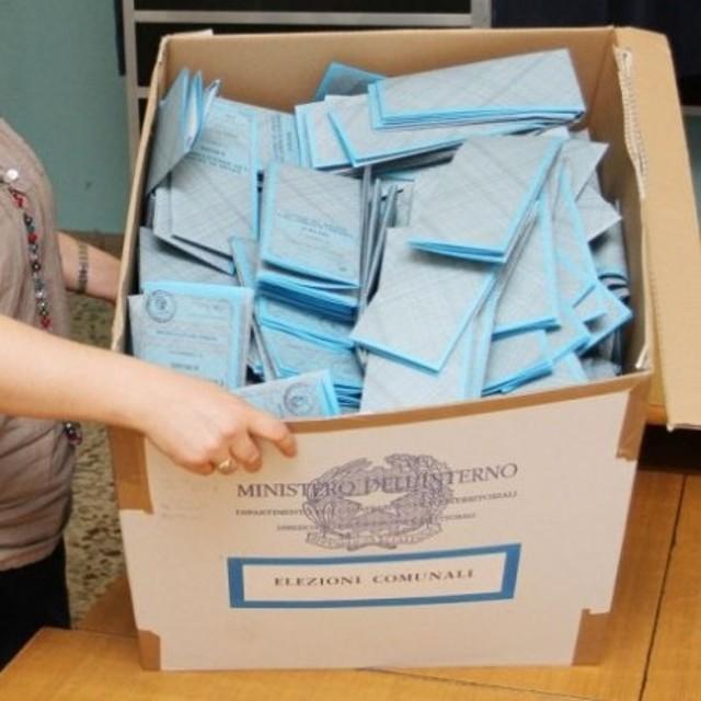 elezioni comunali spoglio