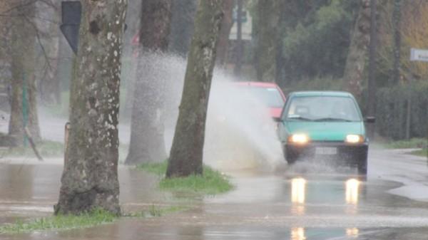 Allerta meteo di livello arancione in Calabria