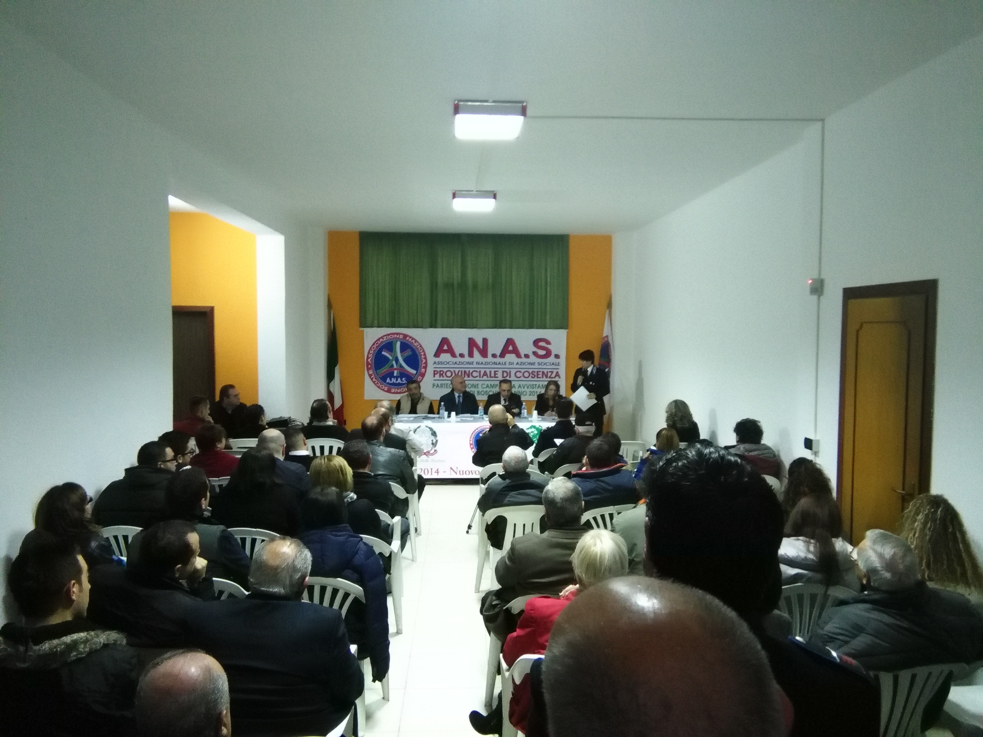 convegno Castrovillari Anas detenuti