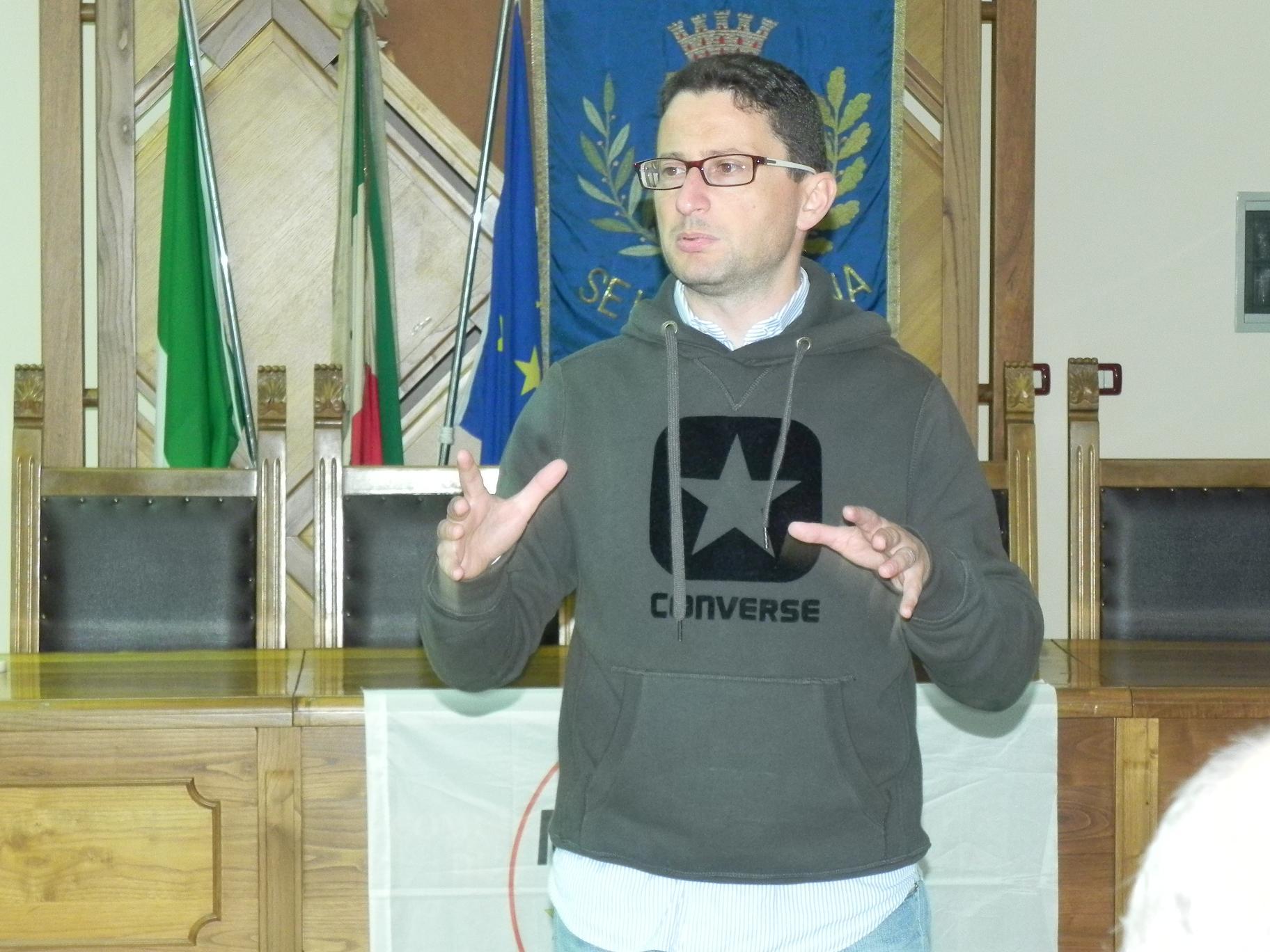 Intervista Cono Cantelmi M5S