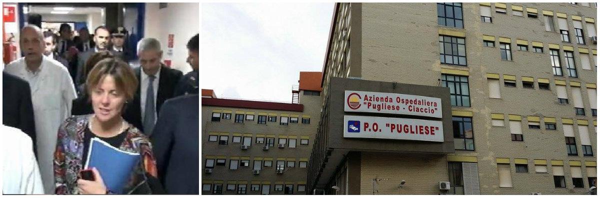 Anziana morta in ospedale Catanzaro, indagati 19 medici