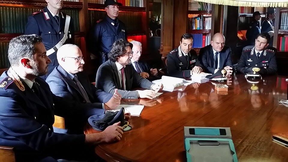 Operazione Zingari - Bombardieri e Lombardo