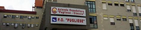 Ospedale Pugliese Ciaccio Catanzaro