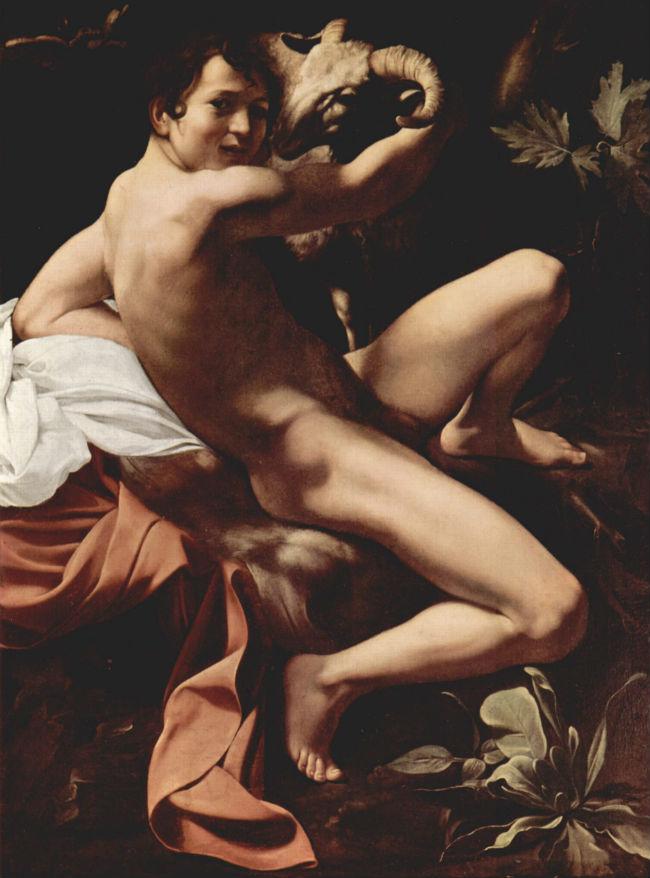 San Giovannino di Caravaggio