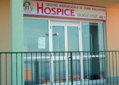 hospice via delle stelle reggio calabria