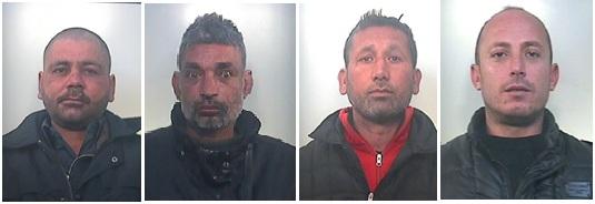 4 arresti nel reggino tra Locri e Mammola