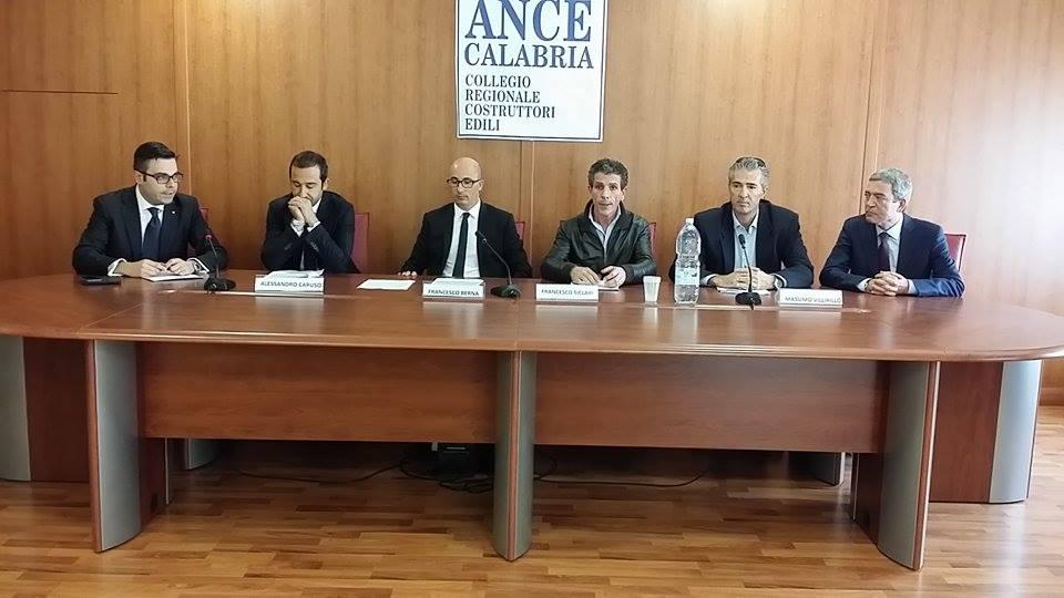 Ance Calabria conferenza