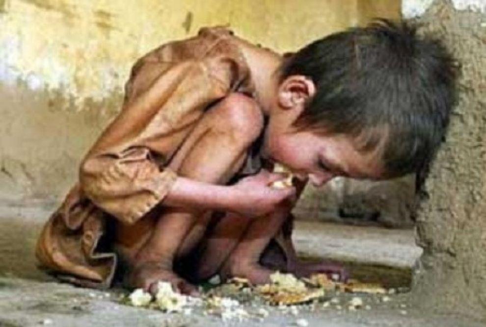 Calabria povera bambini
