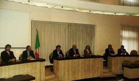 Crotone conferenza stampa di fine anno