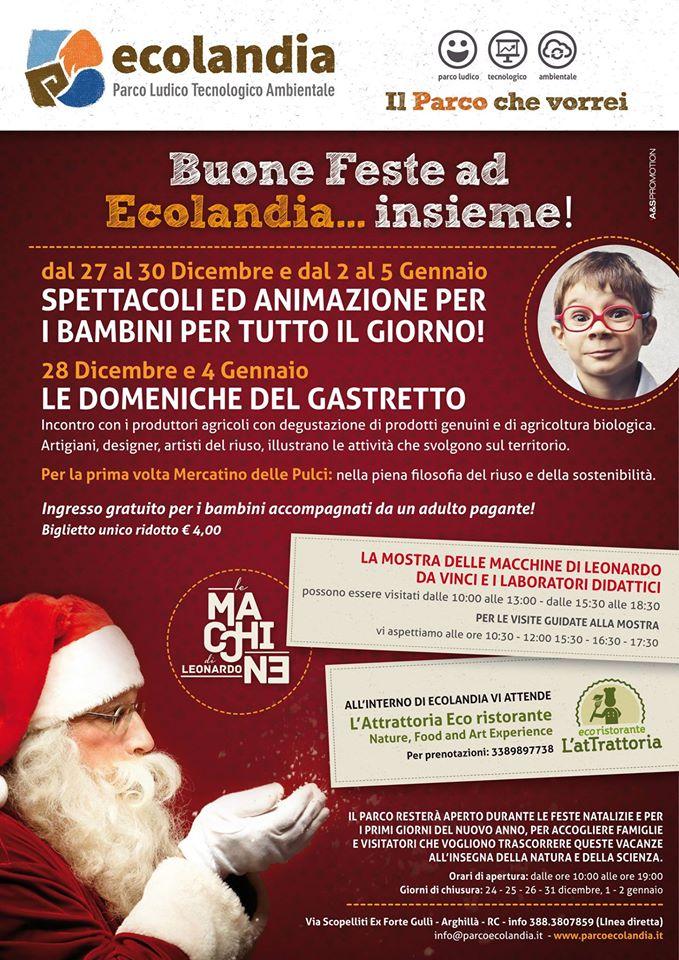 Natale ad Ecolandia