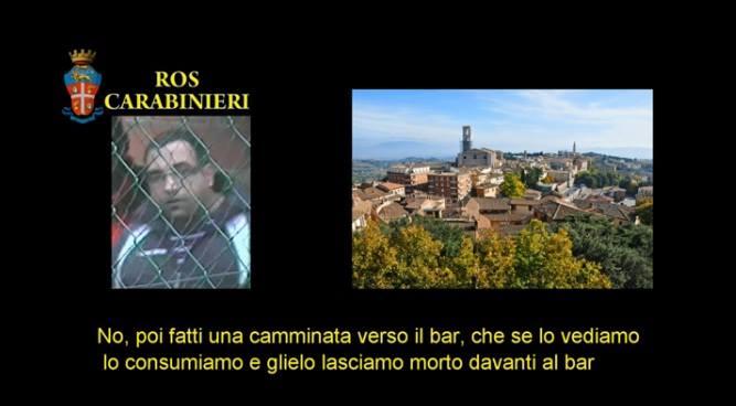 Operazione Perugia Quarto Passo Ros