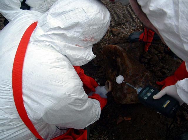 Processo Marlane bidoni di latta inquinanti