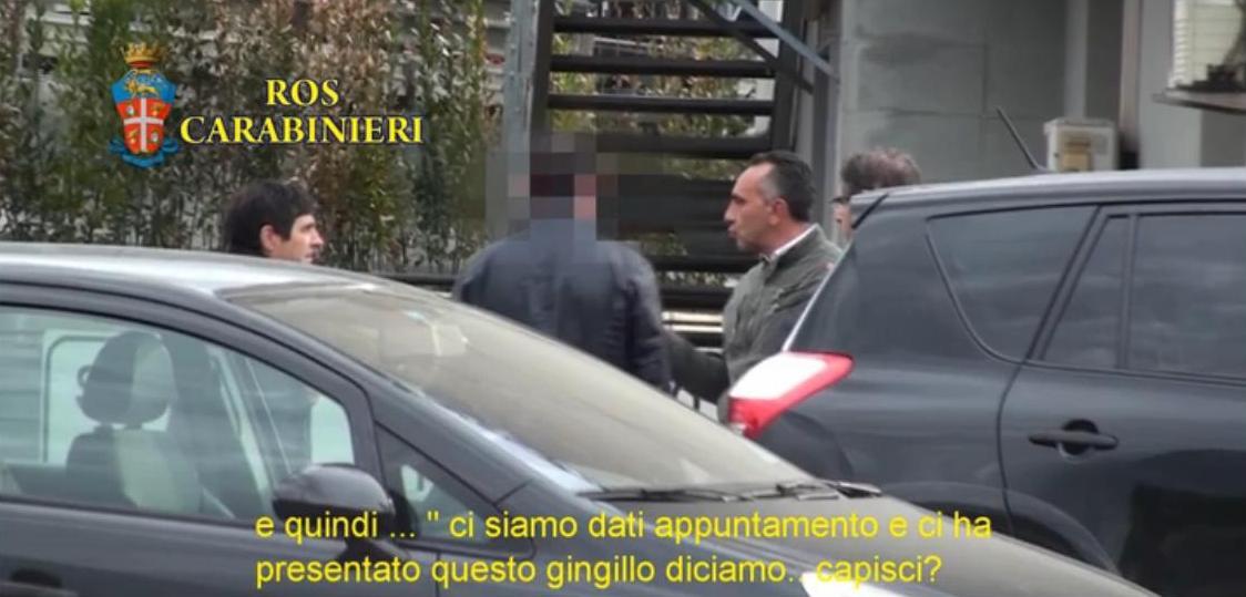 Rotolo e Ruggiero Mafia Capitale