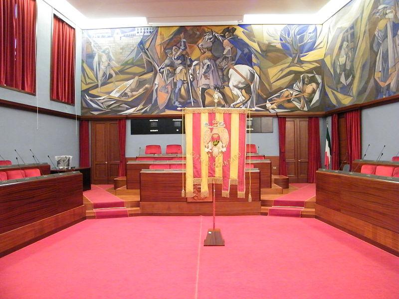 Sala del Consiglio Comunale CatanzaroSala del Consiglio Comunale CatanzaroSala del Consiglio Comunale Catanzaro