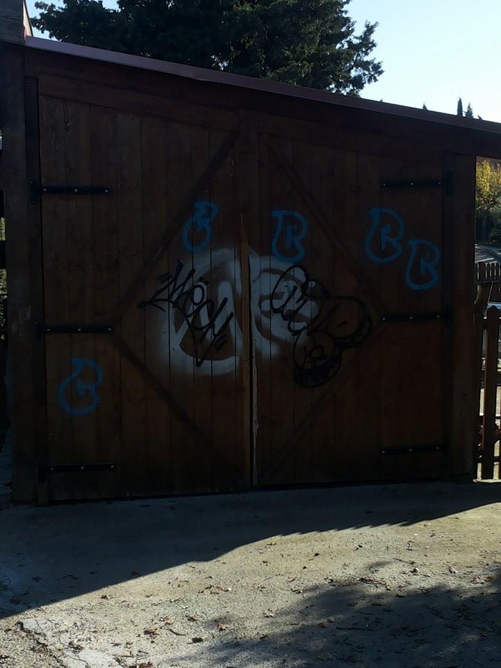 Vandalismo al Bioparco di Catanzaro (1)