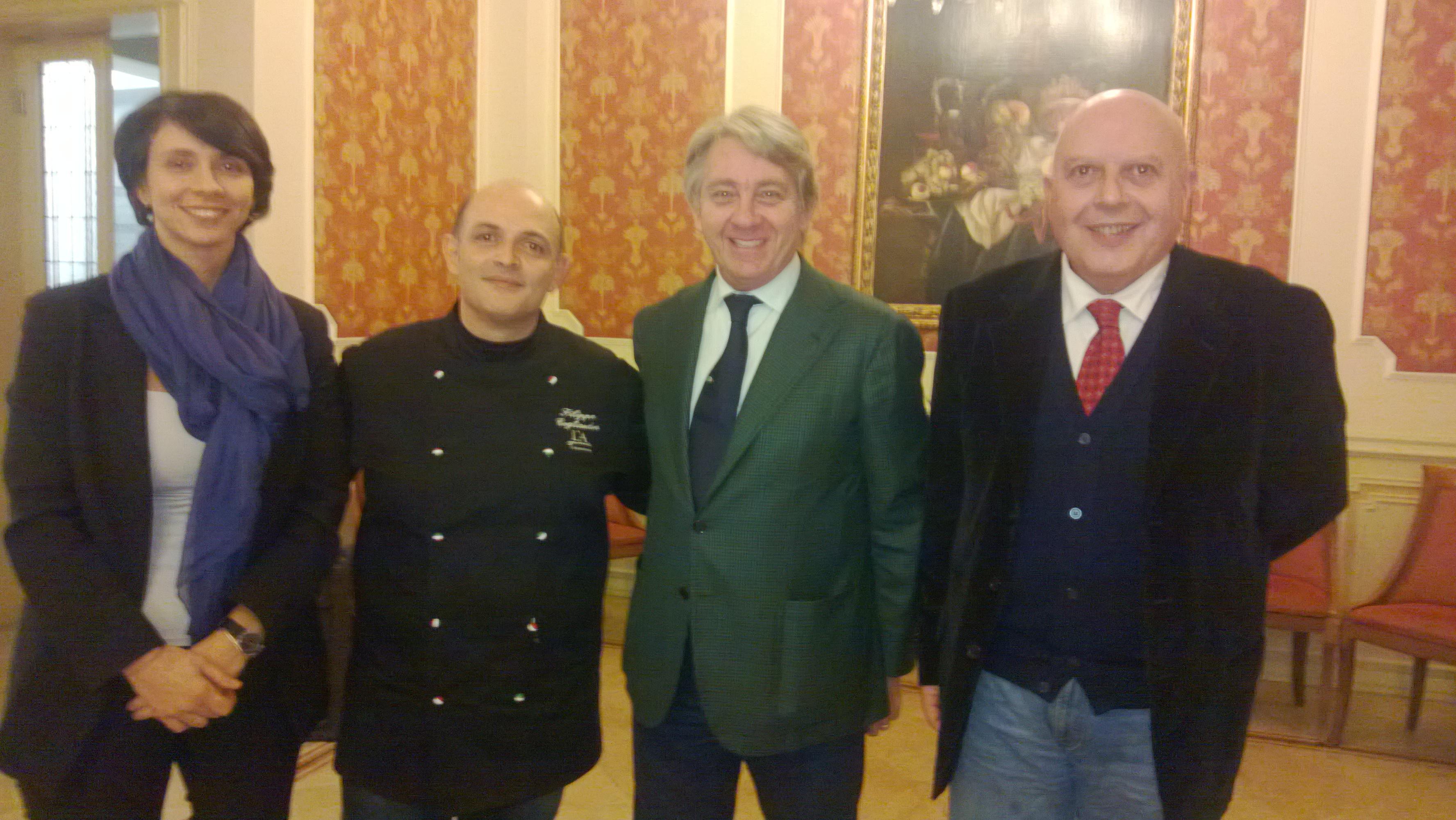 Filippo Cogliandro e Tano Grasso