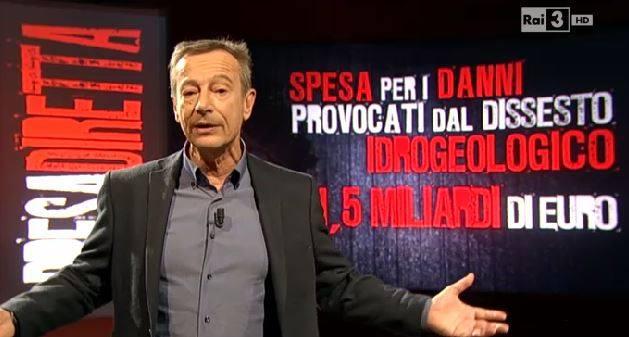 Presa diretta puntata sulla Calabria