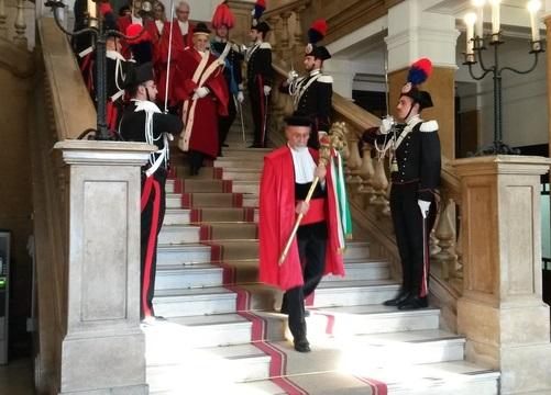 Inaugurazione anno giudiziario Catanzaro