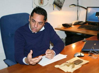 Maurizio Lento ex capo squadra mobile Vibo in arresto