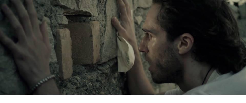 Simone Borrelli attore calabrese Eddy scena del Film