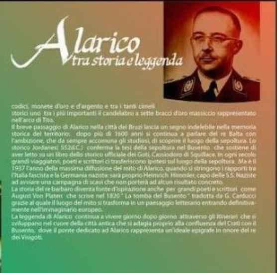 Brochure Himmler Cosenza