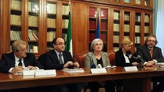 Commissione Parlamentare antimafia Catanzaro 2