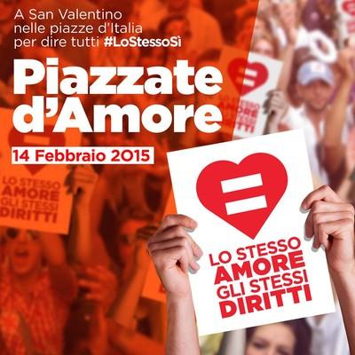 Piazzata d'Amore Reggio Calabria