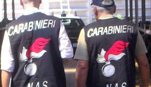 nas carabinieri