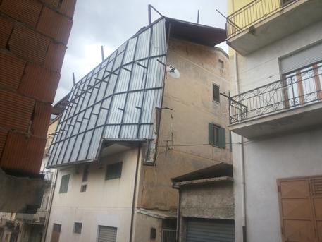 Cassano allo Ionio danno edificio