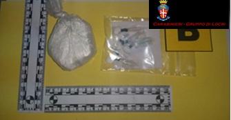 Cocaina sequestrata arresti Celestino
