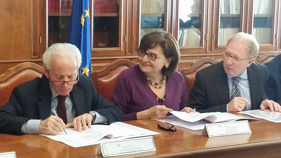 Firma Protocollo antiracket Prefettura Catanzaro
