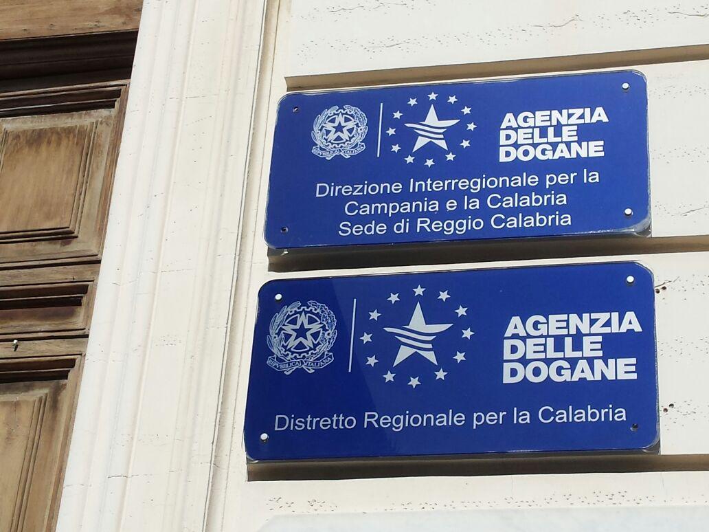 agenzia delle dogane