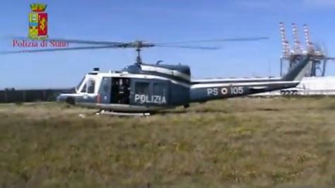 Polizia Perquisizioni Rosarno
