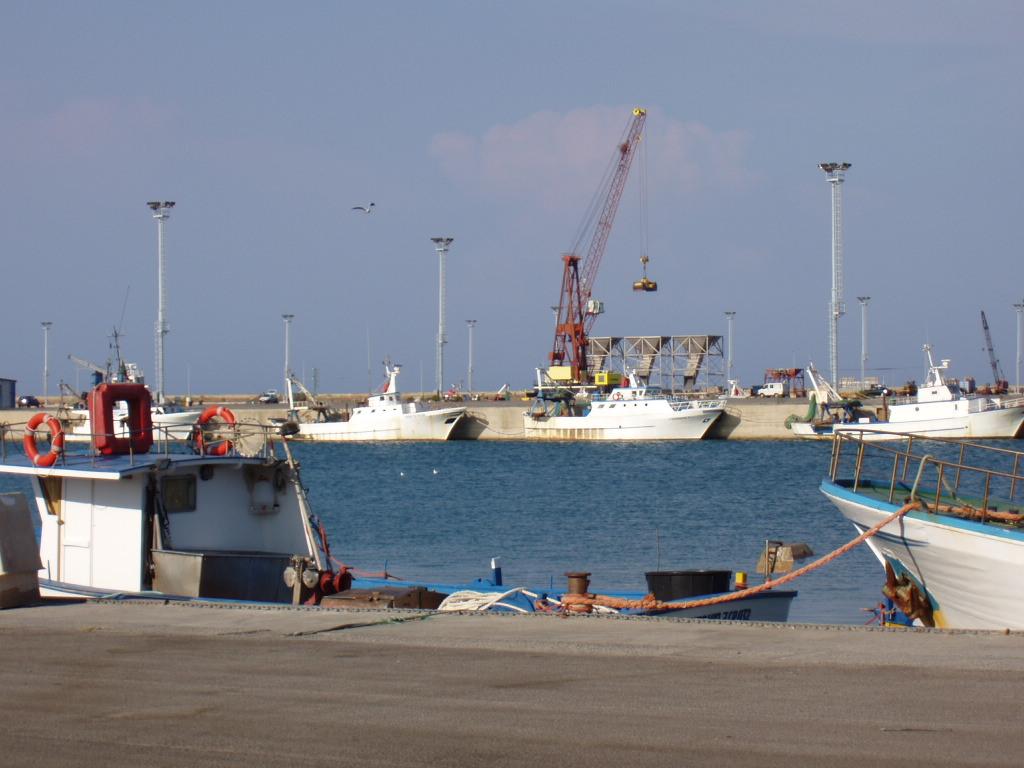 Porto di Corigliano