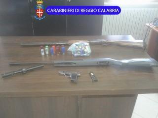 armi arresto Luppino