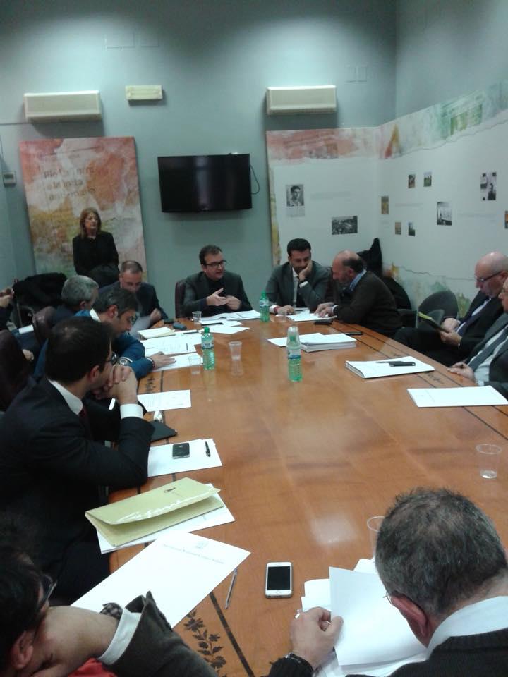 Commissione Coesione Territoriale e Mezzogiorno