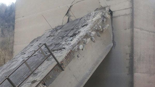 Crollo Viadotto Italia
