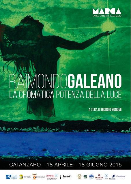 Raimondo Galeano mostra al Marca