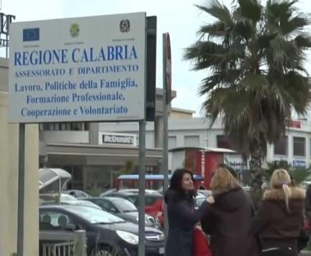 Regione Calabria assessorato al lavoro